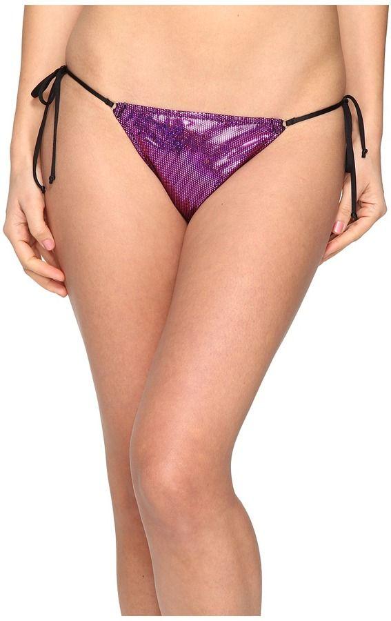 6131b27077 L Agent by Agent Provocateur Robbie Bikini Bottom Women s Swimwear ...