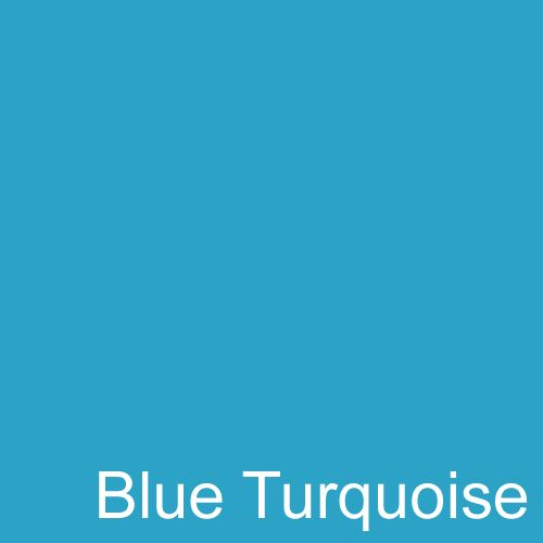 Turquoise Color Shades With Hex And Rgb Decimal Color: Dyed Colour - Blue Turquoise P264