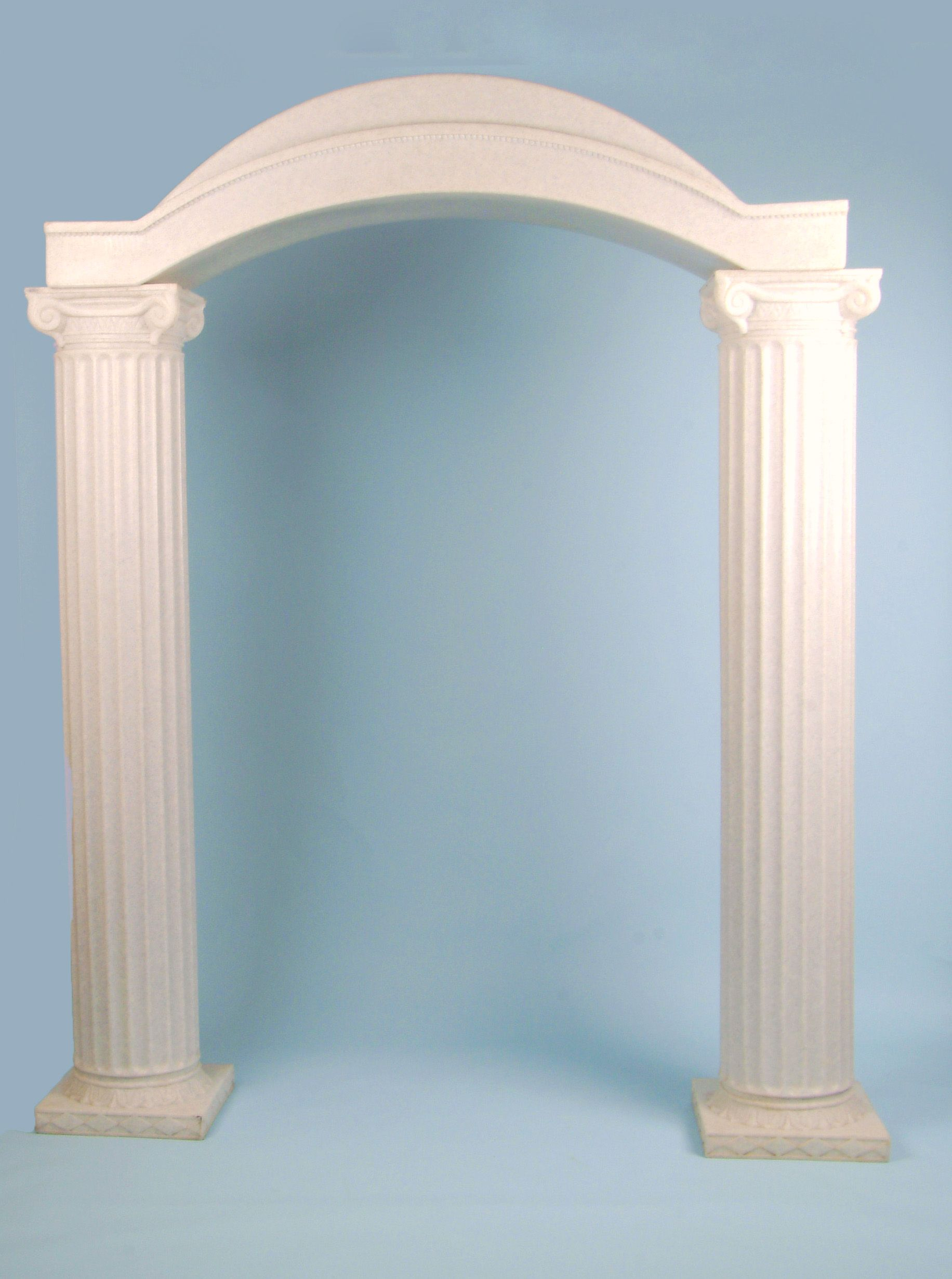 Wedding Columns And Arches