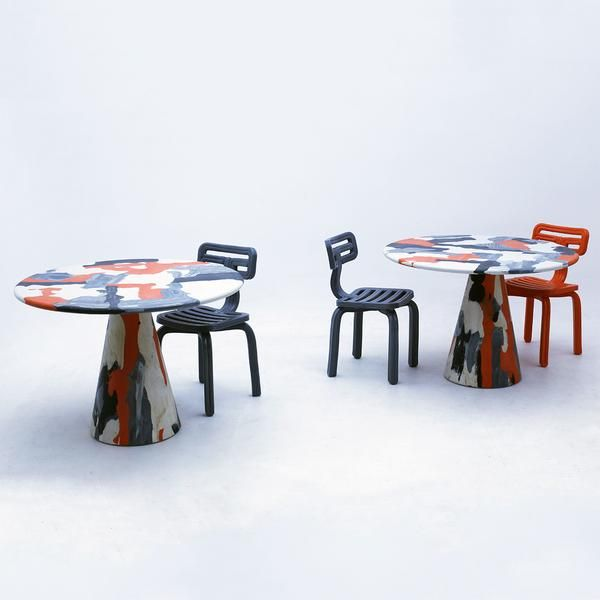 First It Was A Refrigerator, Then A Chair And Now An Indestructible Table:  The