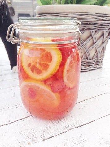 Home made lemonade :)