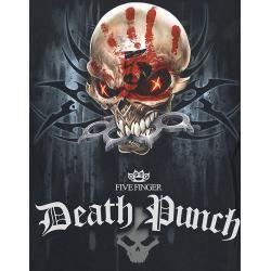 Five Finger Death Punch Game Over T-Shirt