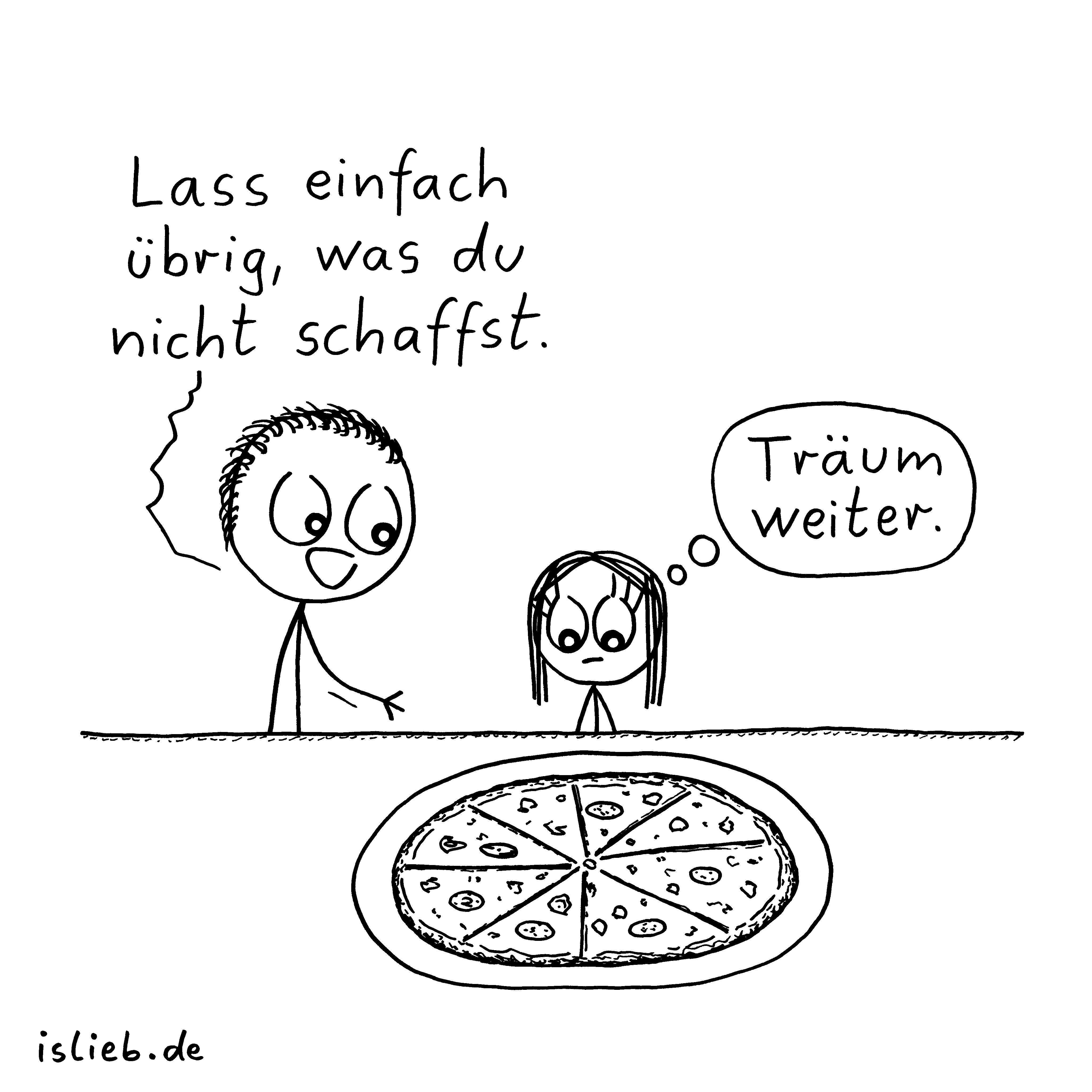 Ubrig Lassen Is Lieb Pizza Essen Hunger Ernahrung Islieb