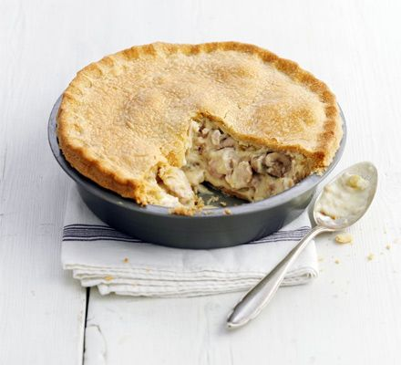 Proper chicken pie recipe recipes bbc good food food proper chicken pie recipe recipes bbc good food forumfinder Choice Image