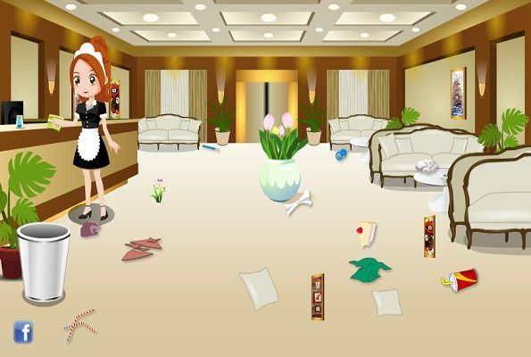 لعبة ترتيب غرف الفندق العاب بنات Home Decor Decals Home Decor