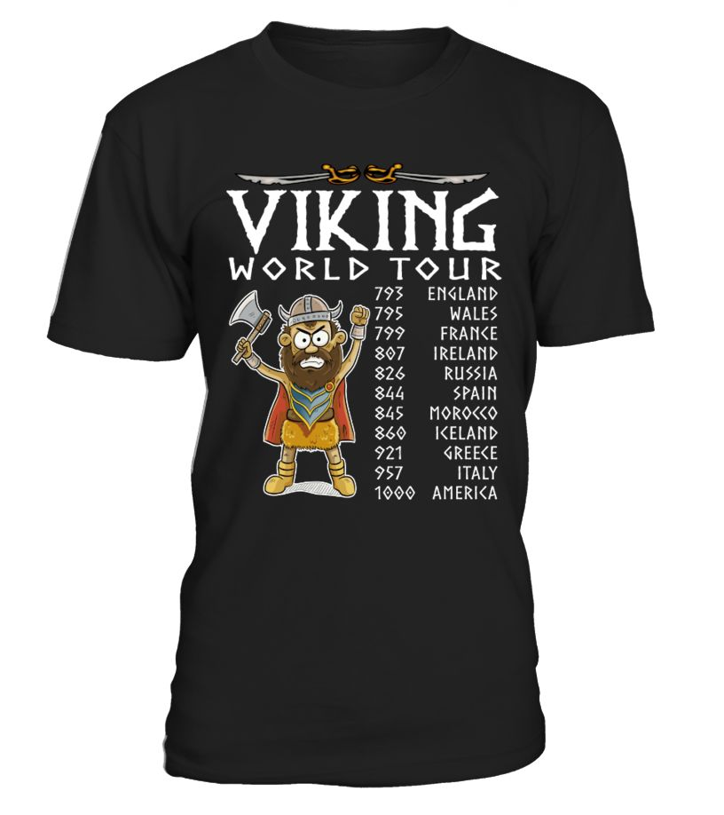 Viking world tour - Son of Odin t-shirt  #gift #idea #shirt #image #funnyshirt #bestfriend #batmann #supper # hot