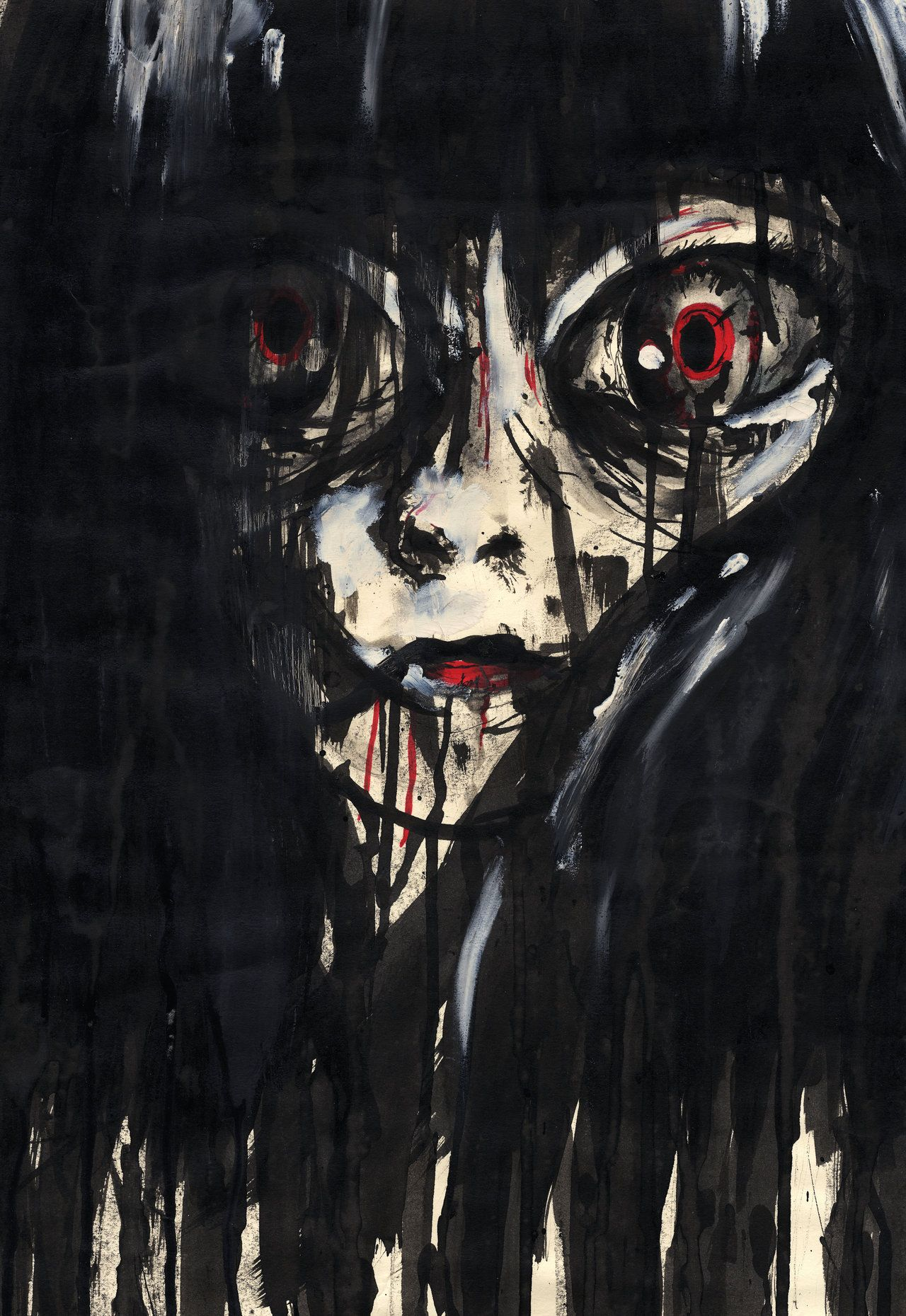 anime creepy little girl Google Search Creepy little