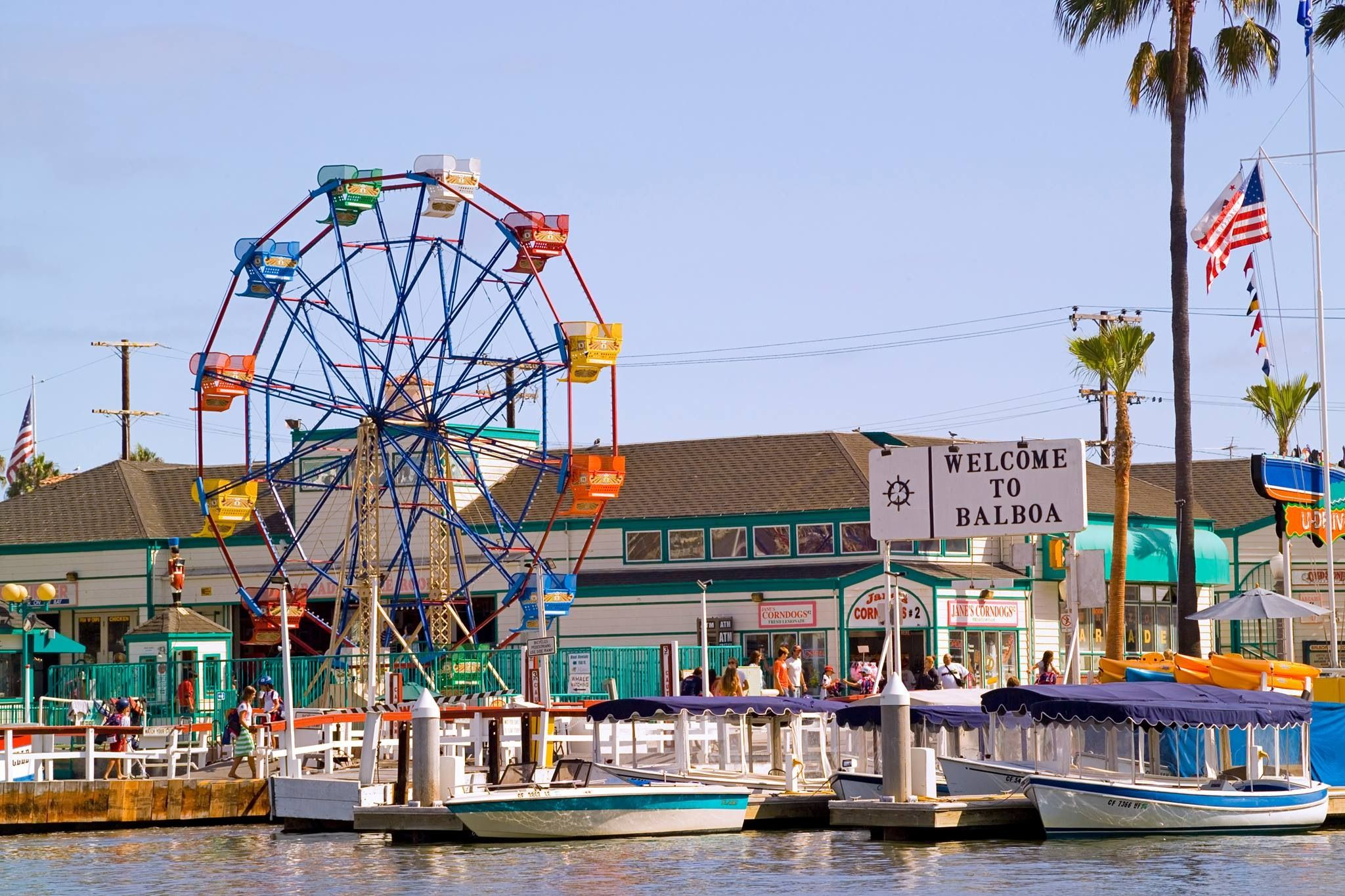 Fun Zone Balboa Newport Beach