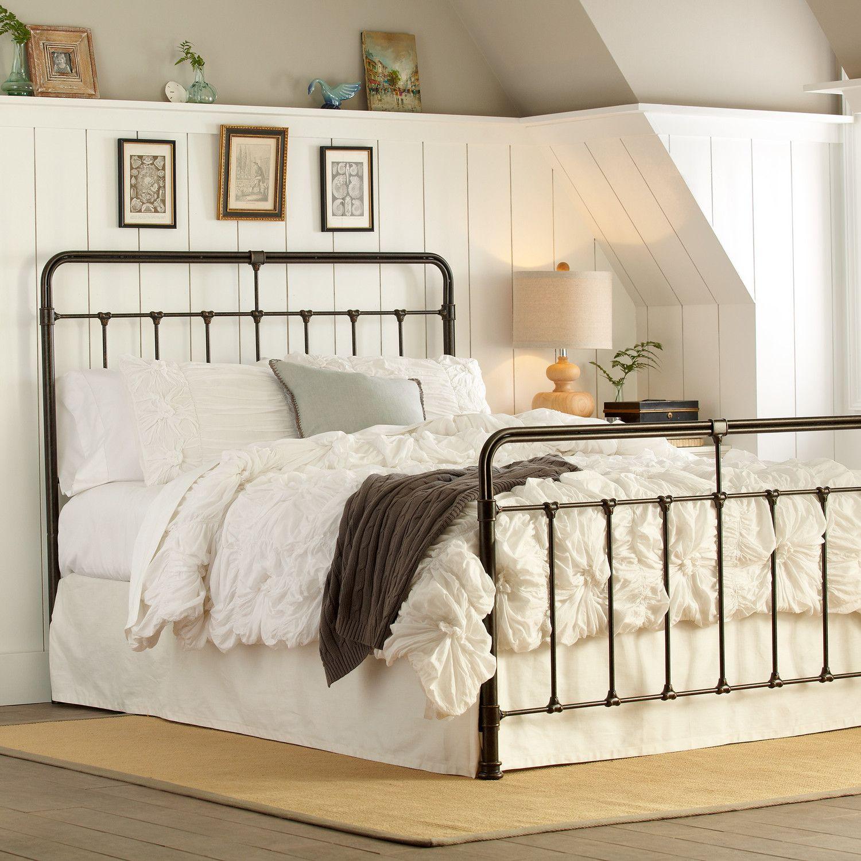 Siv Standard Bed Furniture, Home, Home decor bedroom