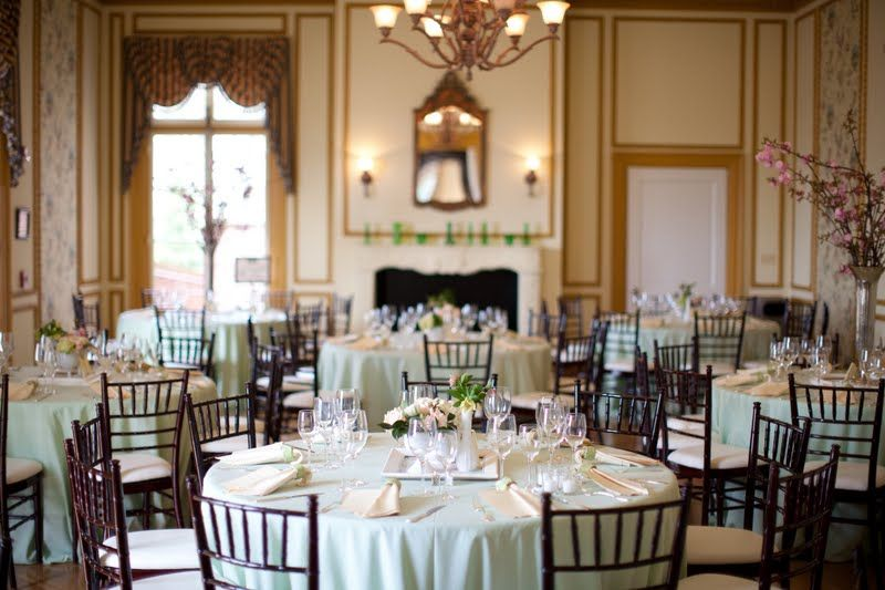 Wedding Reception Venues In Waldorf Md : Oxon hill manor md wedding venues chairs