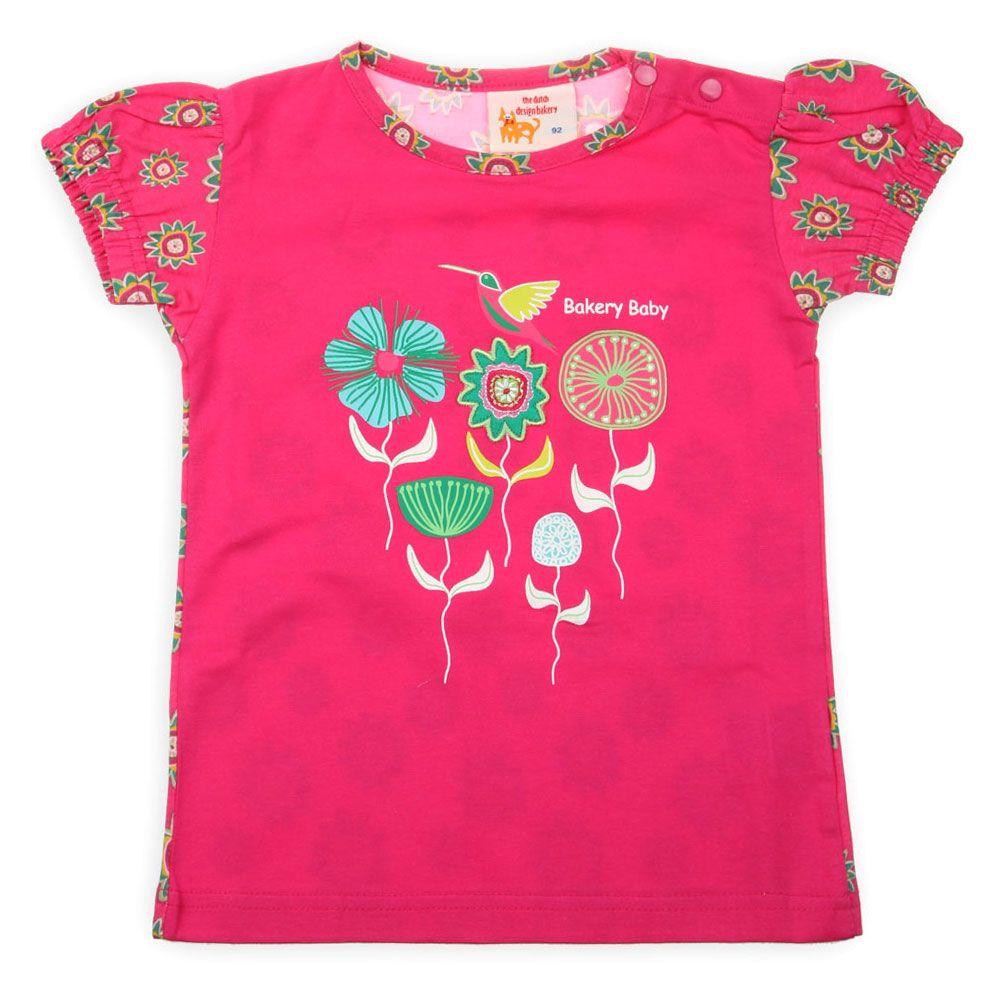 Lieve Bakery Baby Mode Shirtje | www.kienk.nl