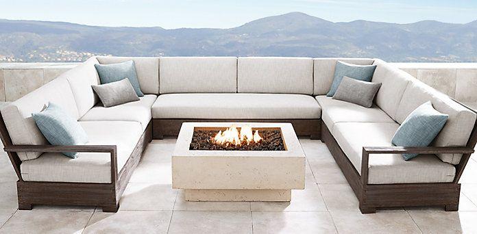 Belvedere Collection Restoration Hardware In 2019 Sofa