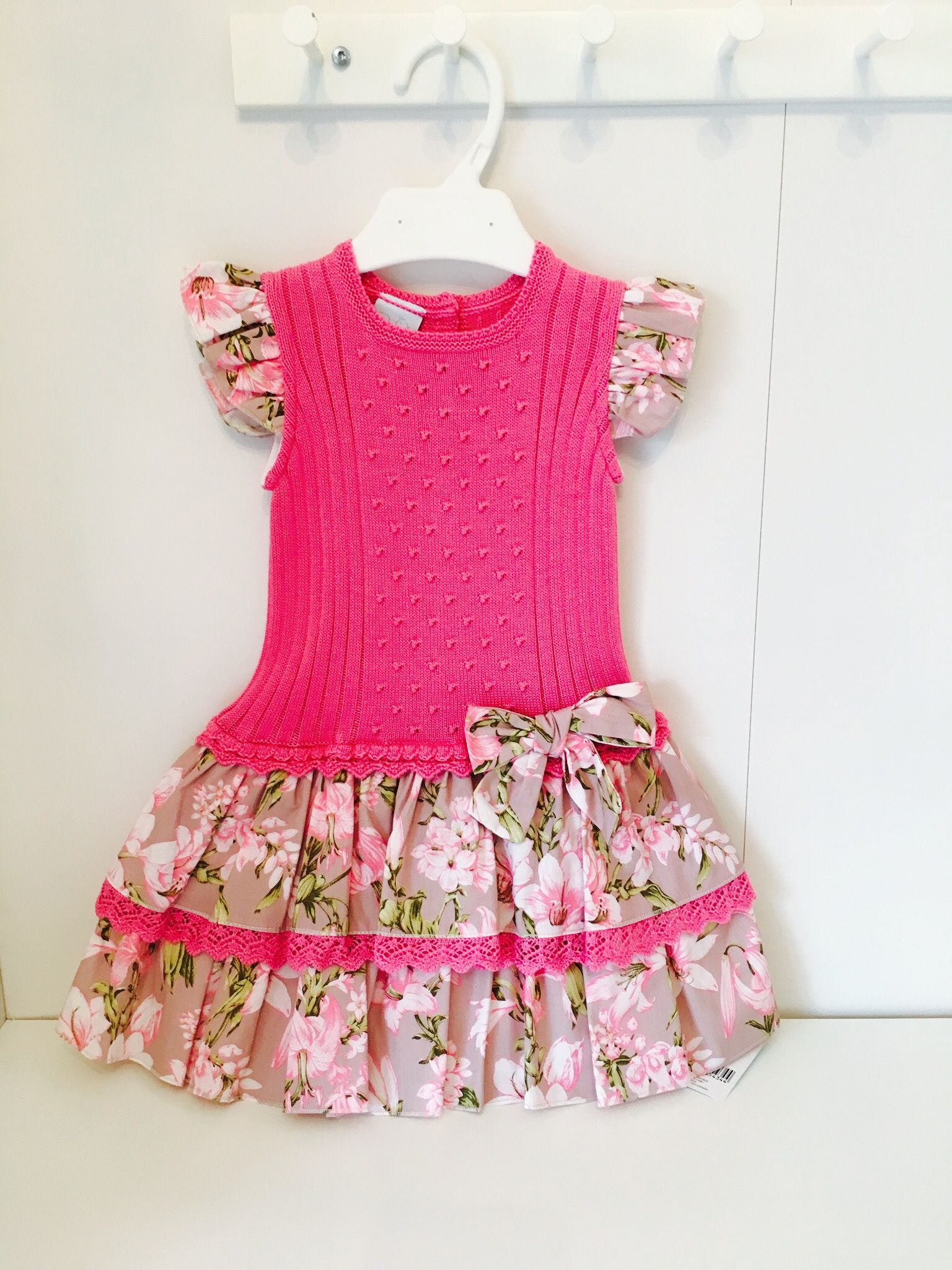 Little Angel Delights Spanish Childrens Clothes Summer