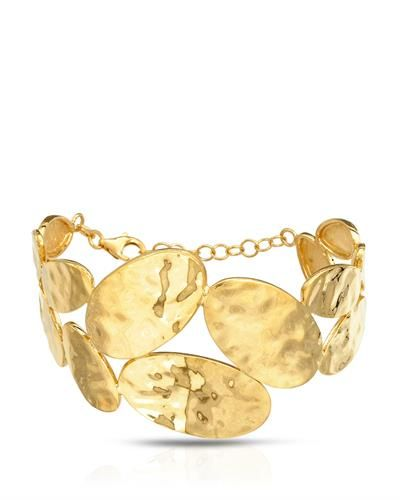 MILLANA Made in Italy Brand New Bracelet 14K/925 Gold plated