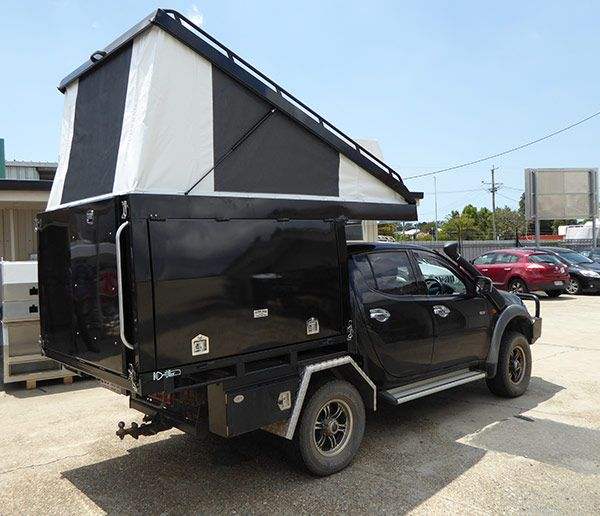 Australian made aluminium slide on ute c&er 5 year structural warranty and affordable prices. & Australian made aluminium slide on ute camper 5 year structural ...