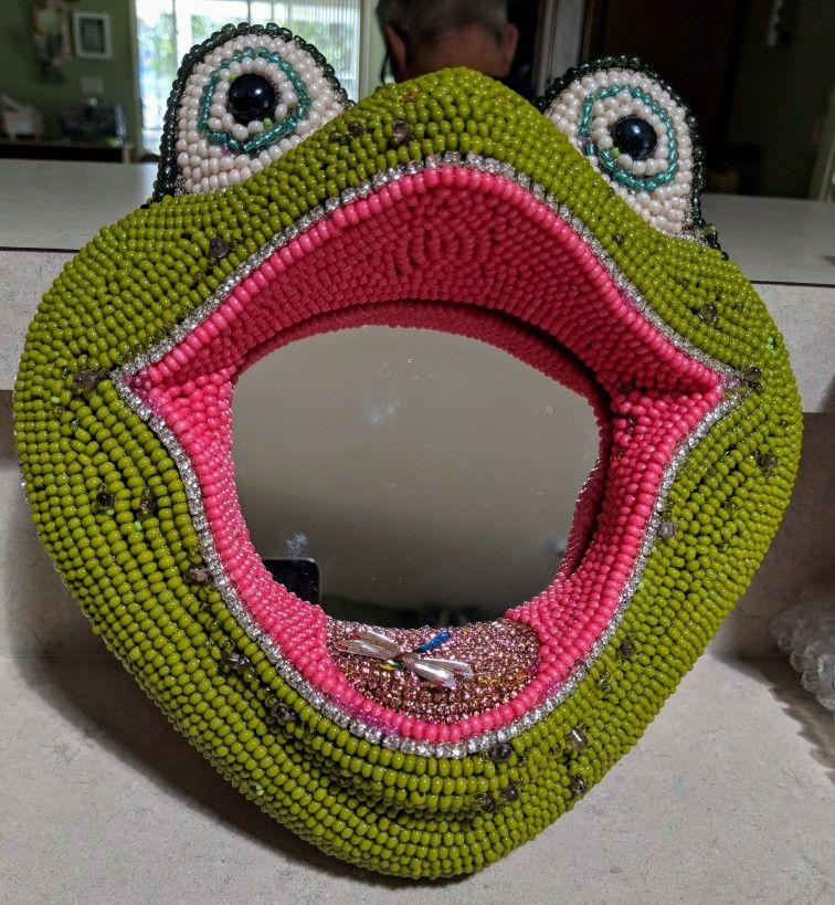 Pin by Patty Kuzbida on Beading art Bead art, Mosaic