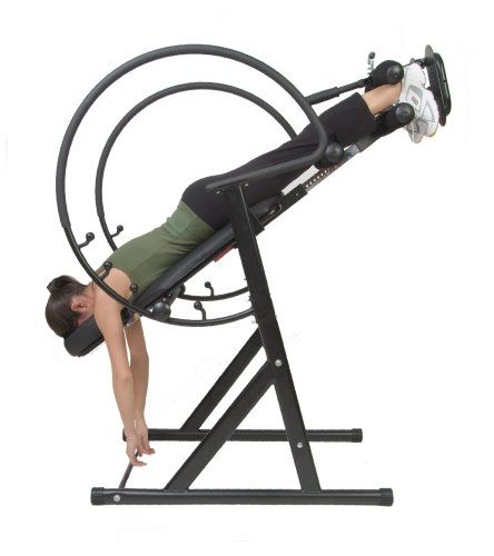 Inversion Table Reviews: Health Mark Pro Max Inversion Therapy Table