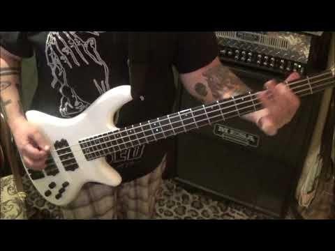 guitar and riffs lick Bass