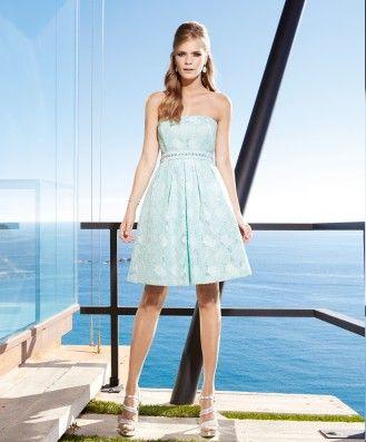 vestidos de fiesta cortos - Gala novias