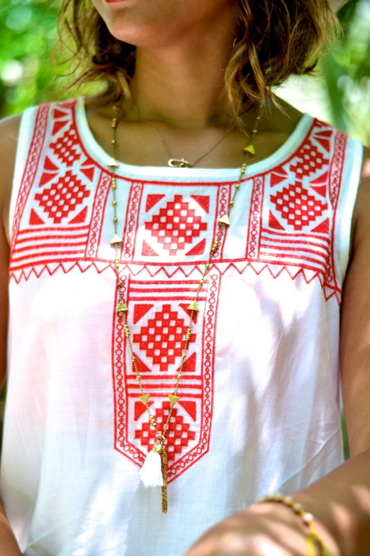 What to wear in Mexico...   www.sageandsparkle.com