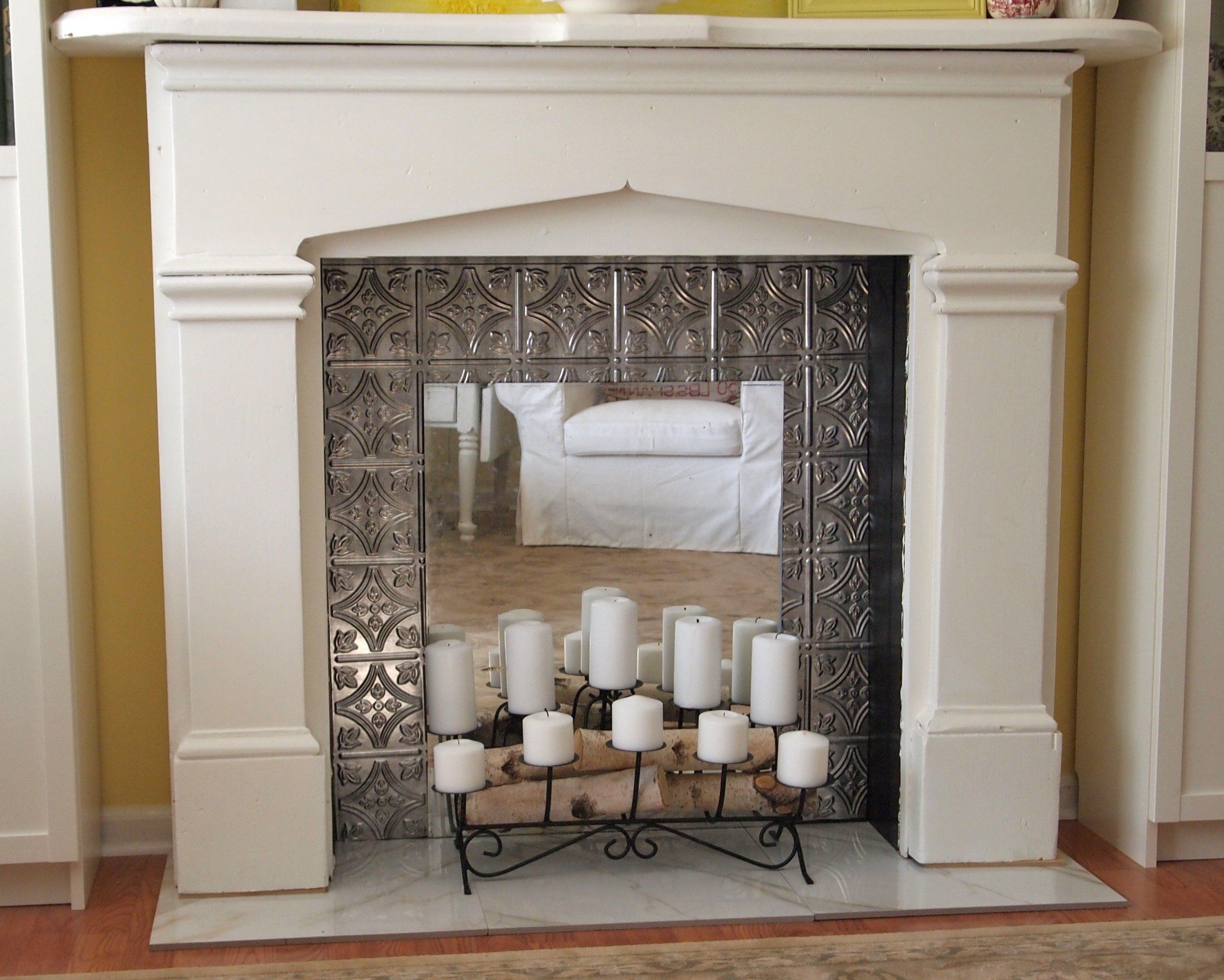 Nep Design Meubels : Decorative fireplace candle google search living room design