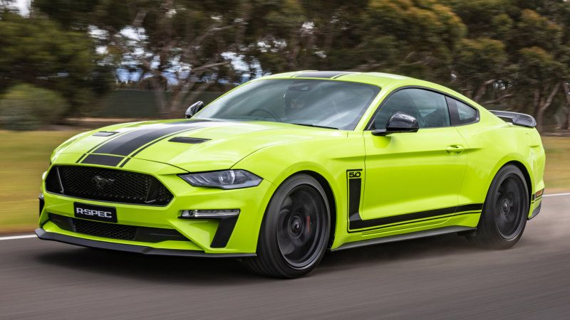 The Ford Mustang R Spec Is A 700 Horsepower Mustang We Don T Get