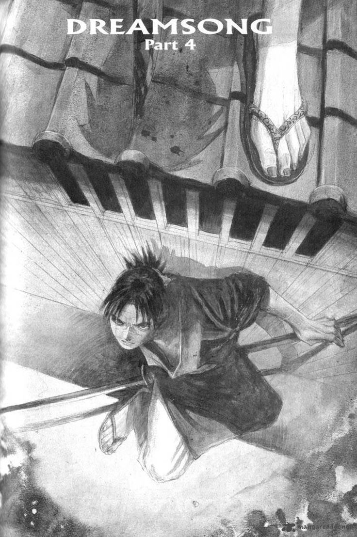 Blade of the Immortal 11  Page 1
