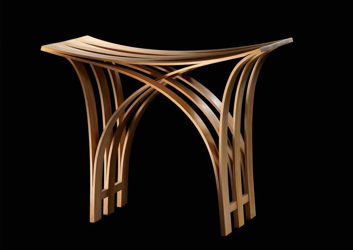 Flexible Bamboo Stool Design by Grass Studio - Furniture Design Blog - Furniture Design Ideas | & Flexible Bamboo Stool Design by Grass Studio - Furniture Design ... islam-shia.org