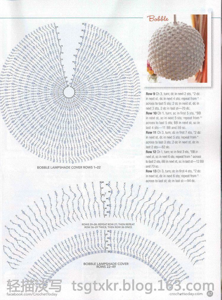 Crochet Today! №7/8 2012 - 轻描淡写 - 轻描淡写   UN POCO DE LO QUE ...