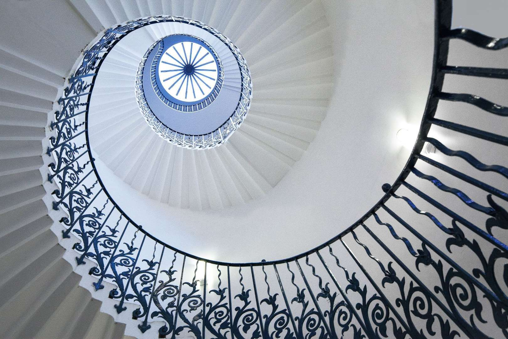 Best Tulip Stairs Queen's House Greenwich Uk The First 400 x 300