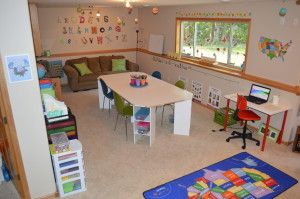 Photo of REAL Homeschool Classroom Ideas
