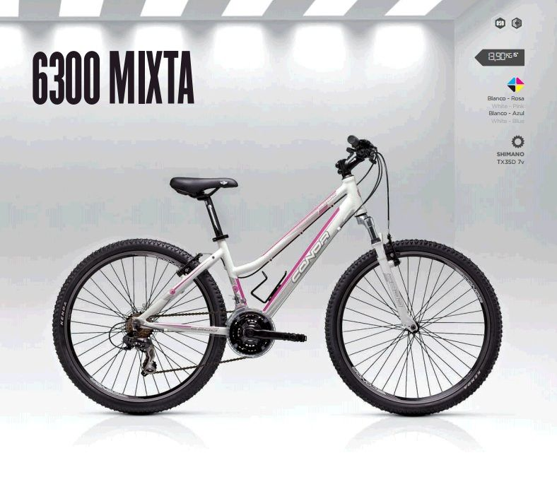 6300 Mixta Conor Mtb Pinterest Mtb