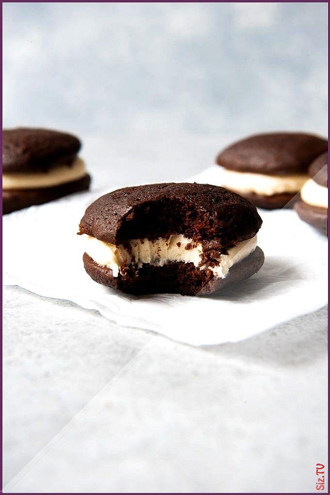 Salted Caramel Whoopie Pies Chocolate Salted Caramel Whoopie Pies My Recipe Collection den153 Choco