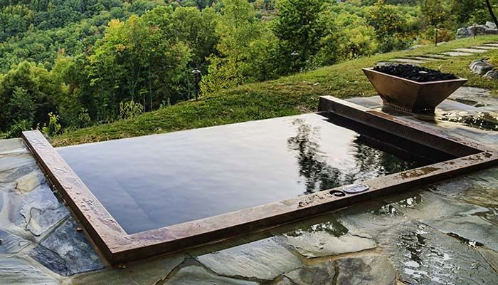 Image Result For Infinity Hot Tub Models With Images Hot Tub