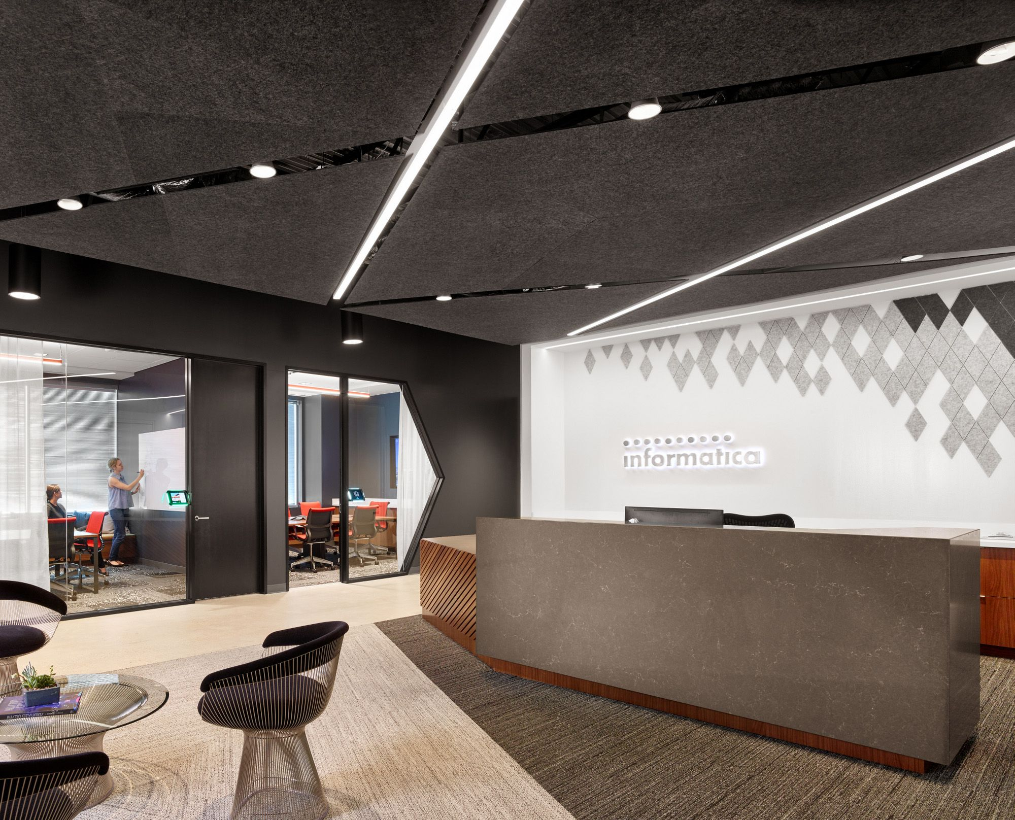 Office Tour: Informatica Offices – Austin | Office designs, Office ...