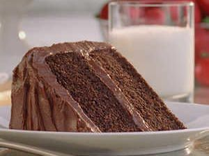 Daisy Brand Sour Cream Chocolate Cake #sourcream