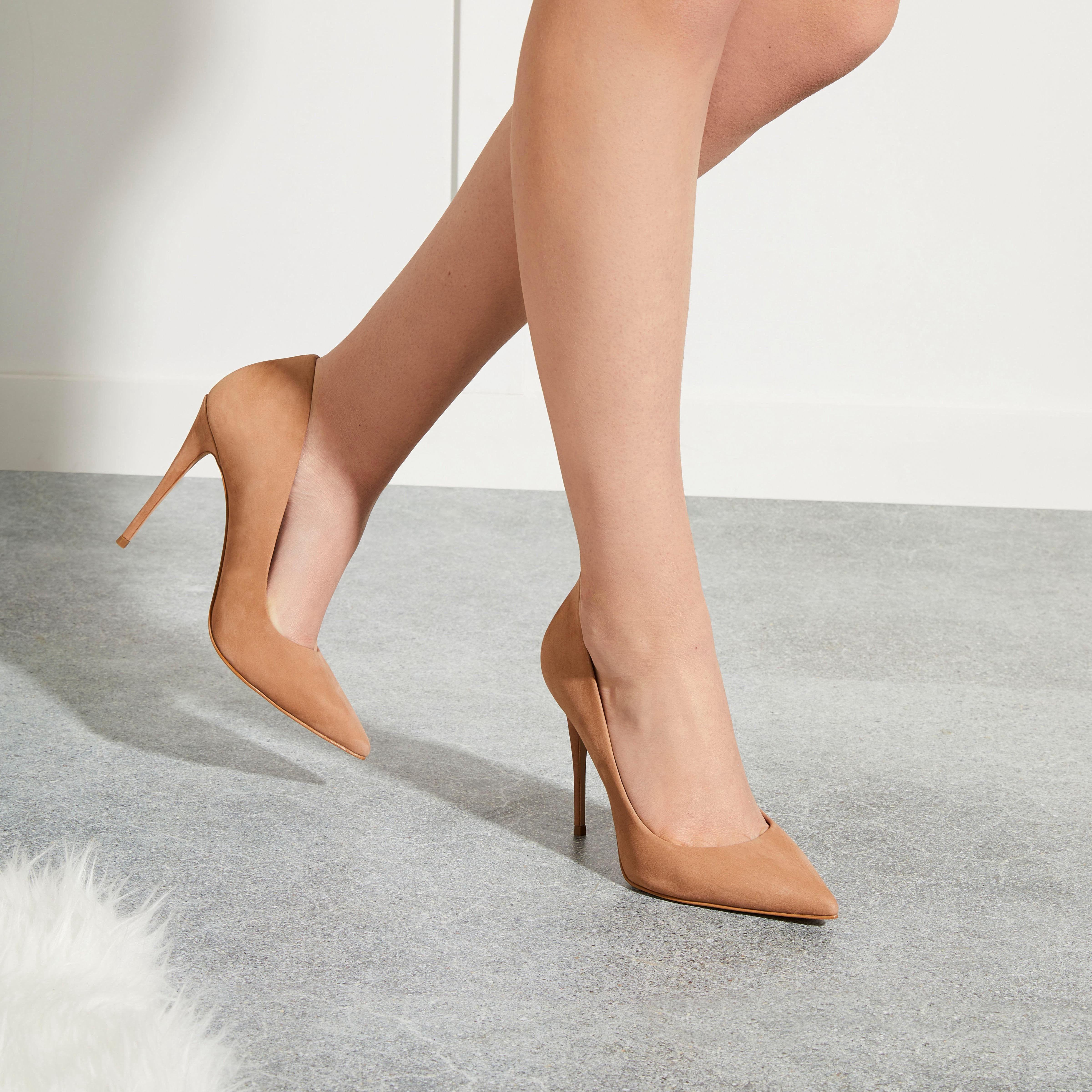 Aldo Hot Pink High Heels 7.5 | eBay
