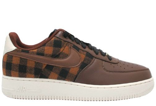c838443fb3a8 Nike Air Force 1 Low   Brown Pattern   Air Force 1