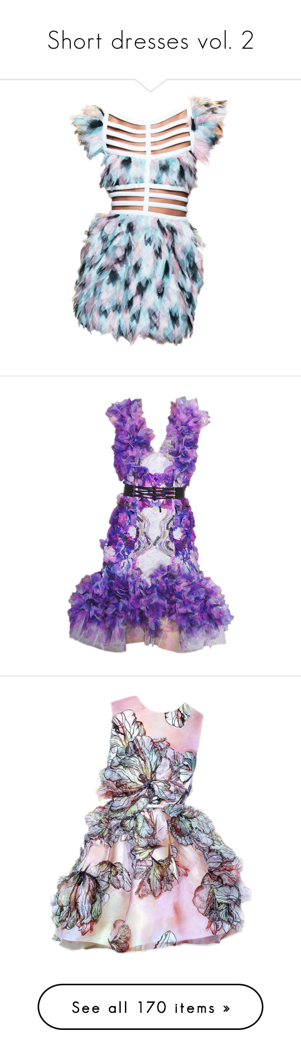 Short dresses vol. 2\