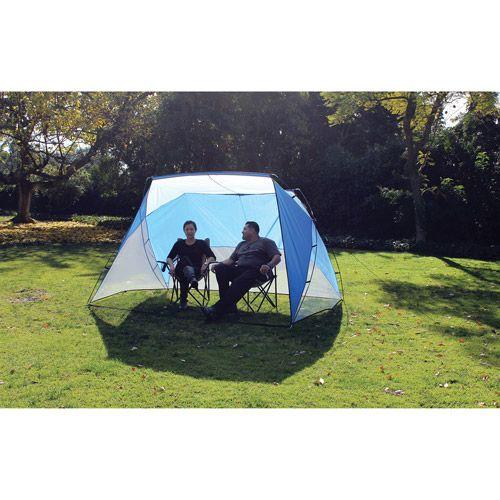 Caravan Canopy Sports 9u0027x6 Sport Shelter Blue (54 sq ft Coverage)  sc 1 st  Pinterest & Caravan Sports 6 x 9 ft. Sports Shelter | Canopy