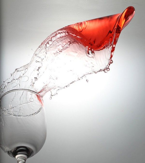Wine Glass Splash Photography | Effective Splash Photography Techniques and Amazing Examples