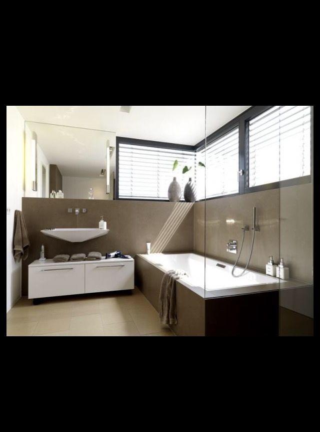Bauhaus Design Bathroom Black And White Bathrooms Pinterest - Fliesen glitzer bauhaus