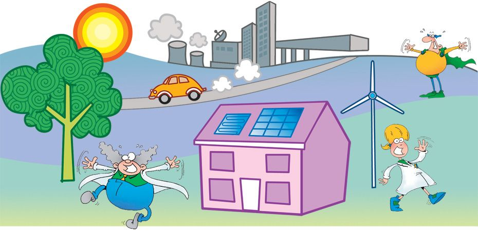 Find the best way for you to get involved and help save for Solar energy for kids