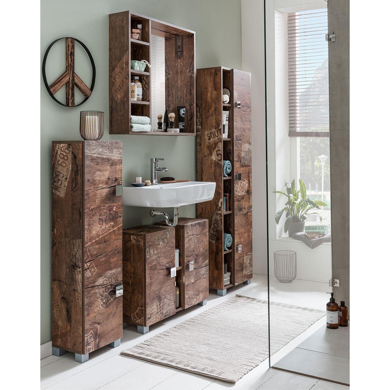 화장대 Edia in 20   Round mirror bathroom, Bathroom layout ...