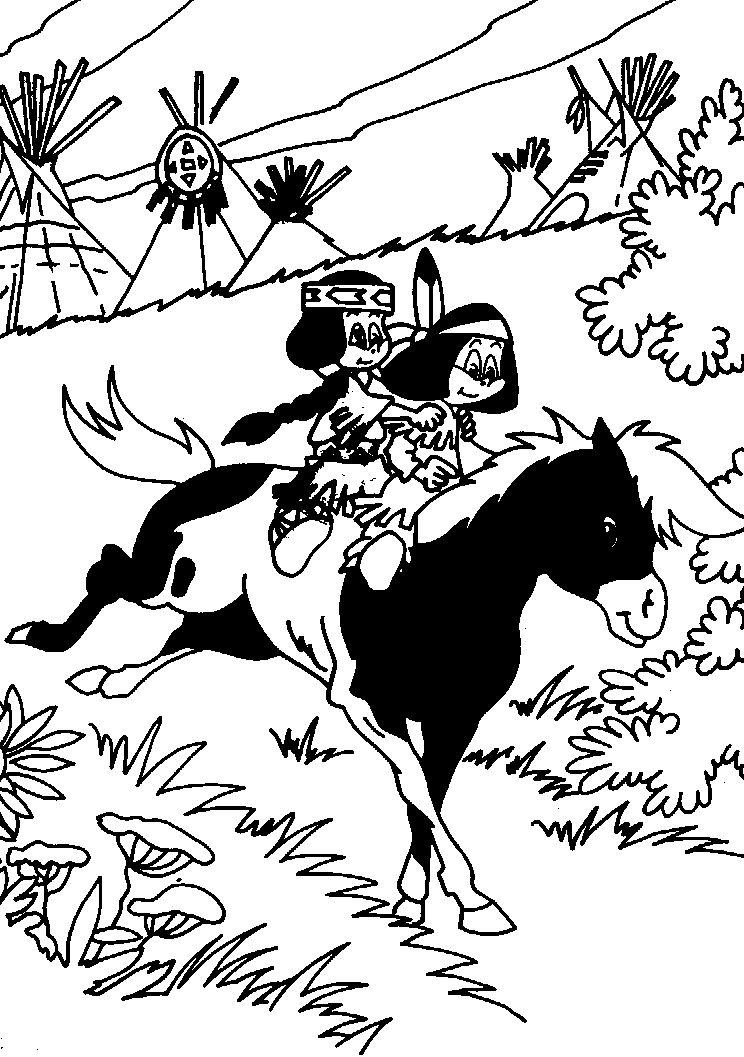 Dibujos Para Colorear Para Ninos Yakari 1 Ausmalbilder Ausmalen Kostenlose Ausmalbilder
