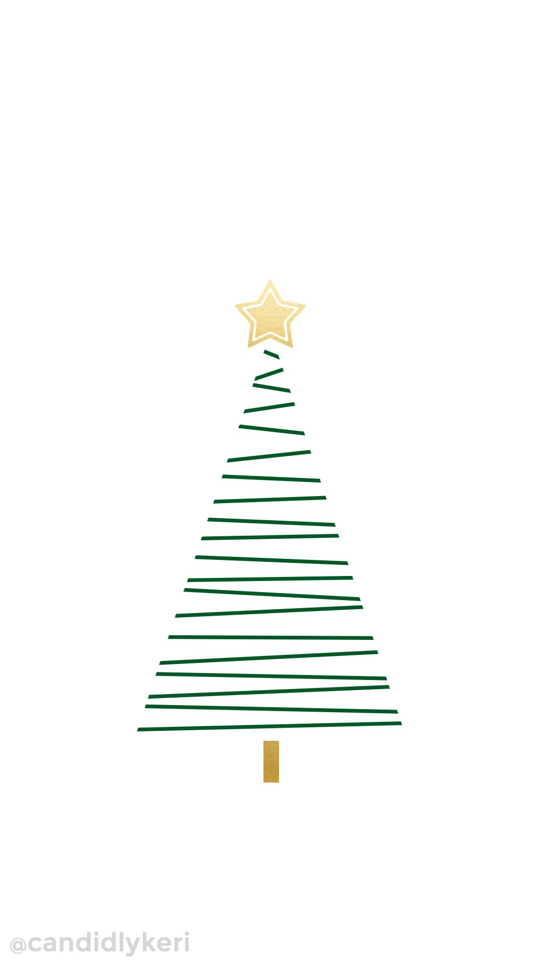 Christmas Tree Cartoon Drawing Background Wallpaper You Can Download For Free On The Blo Christmas Tree Drawing Tree Wallpaper Iphone Christmas Phone Wallpaper