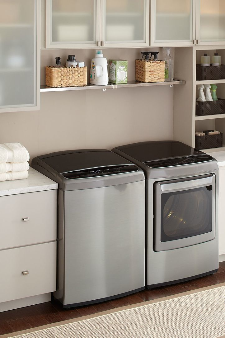 Lg Electronics 4 9 Cu Ft High Efficiency Top Load Washer