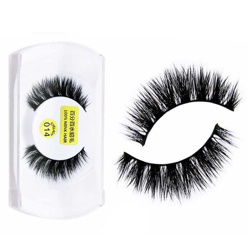 95cf9fa25d0 2.15AUD - 100% 3D Mink Natural Thick False Fake Eyelashes Eye Lashes Makeup  Extension #ebay #Fashion