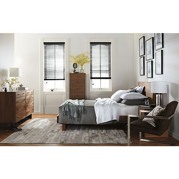 Bedroom Boards Collection hudson collection in walnut - bedroom - room & board | home style