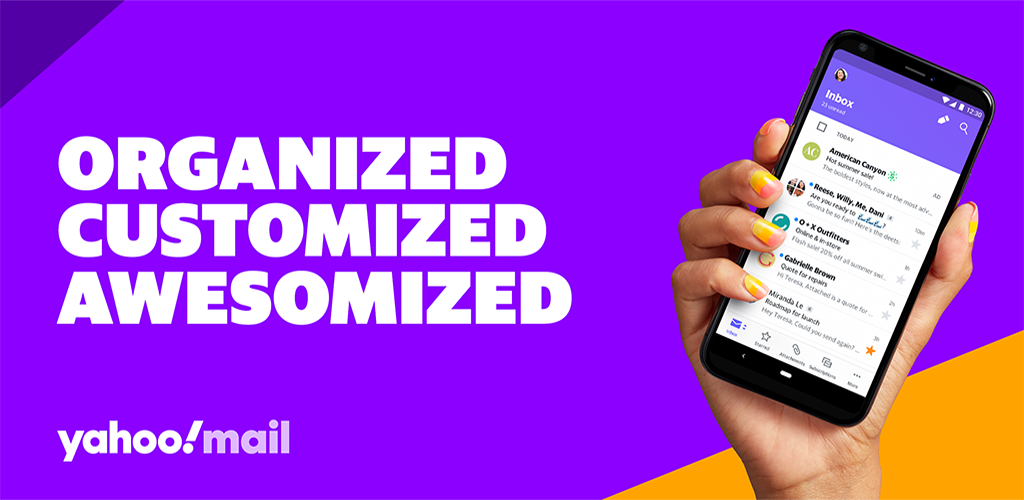 Yahoo Mail Organized Email in 2020 Mail organizer